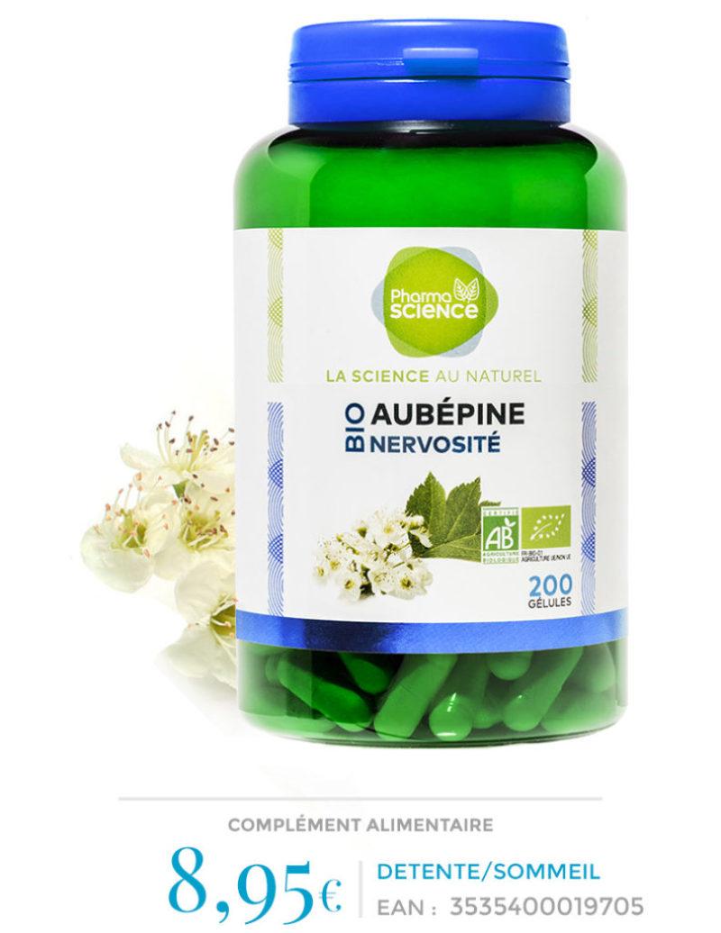 Aubépine Bio Pharmascience