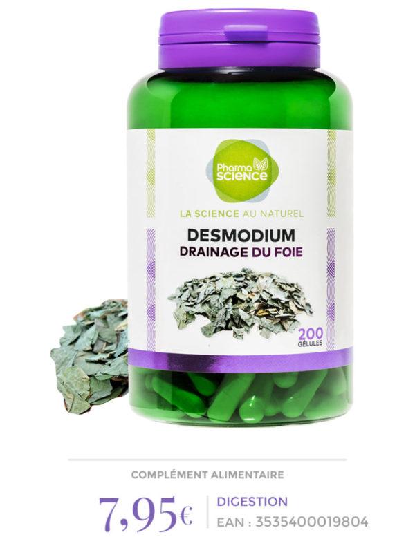 DESMODIUM pharmascience