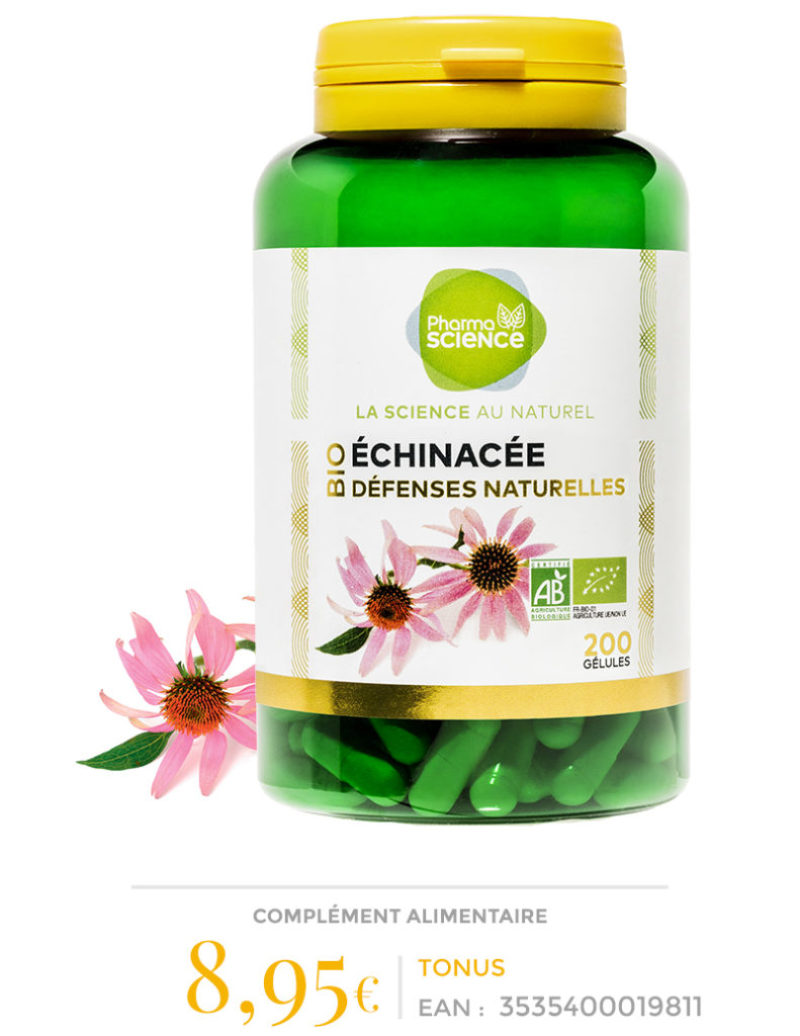 ECHINACEE Pharmascience