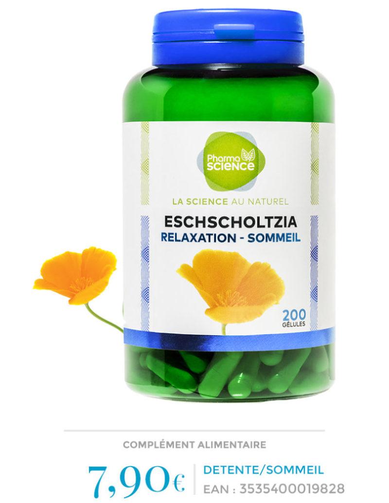 ESCHSCHOLTZIA Pharmascience