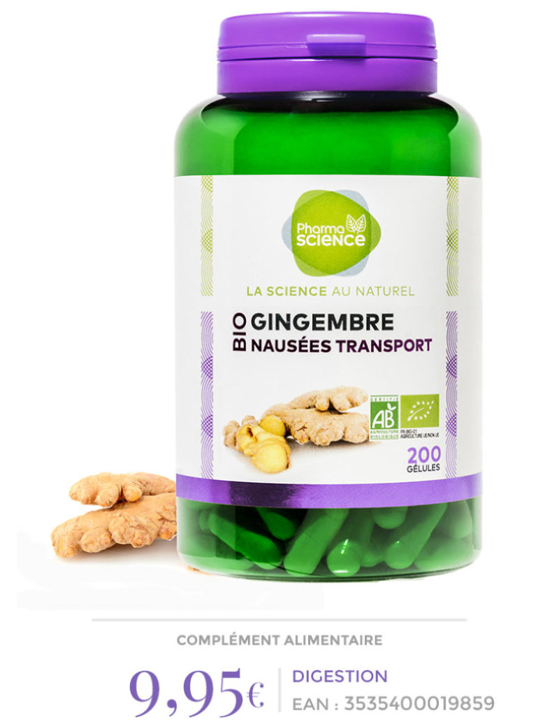 GINGEMBRE Pharmascience