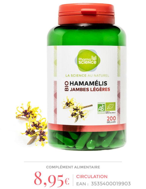 HAMALELIS Phramascience