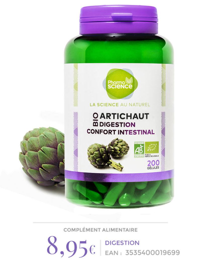 Artichaut Bio Pharmascience