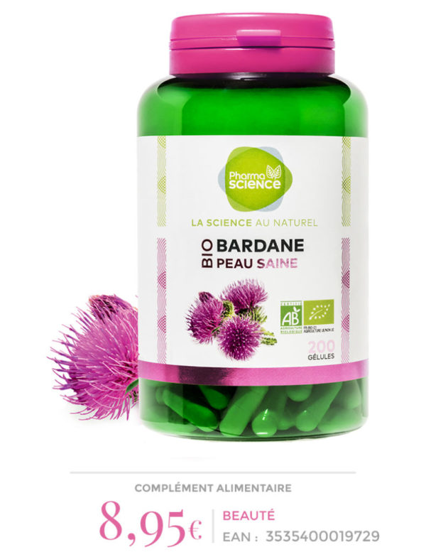 Bardane bio pharmascience