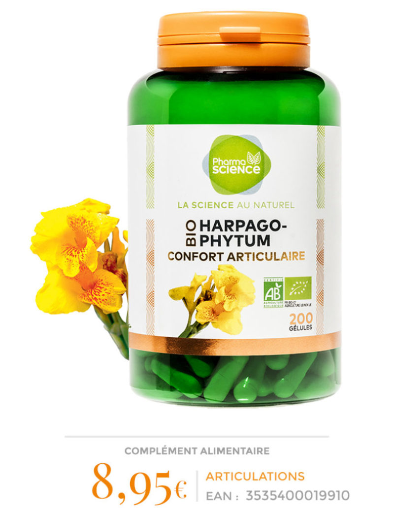 Harpagophytum Pharmascience