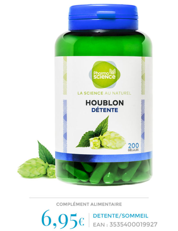 Houblon Pharmascience