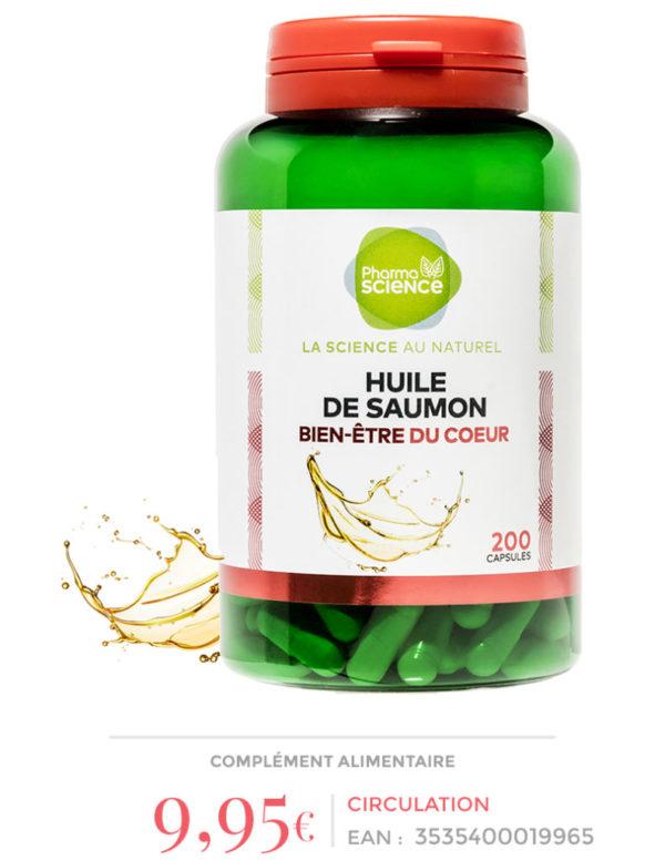 huile saumon pharmascience
