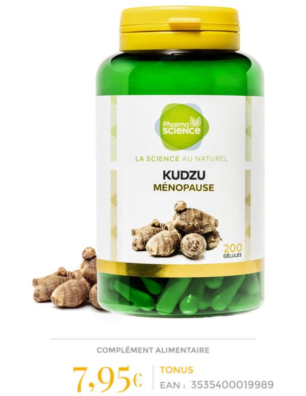 kudzu pharmascience