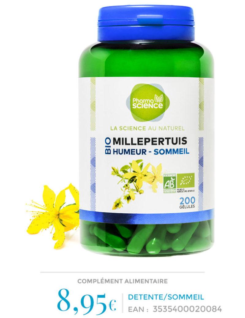 Millepertuis Pharmascience