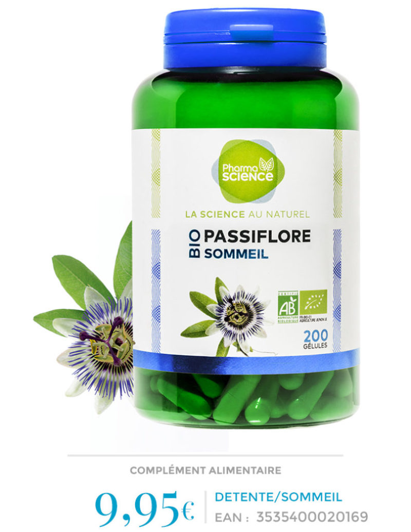 Passiflore Pharmascience