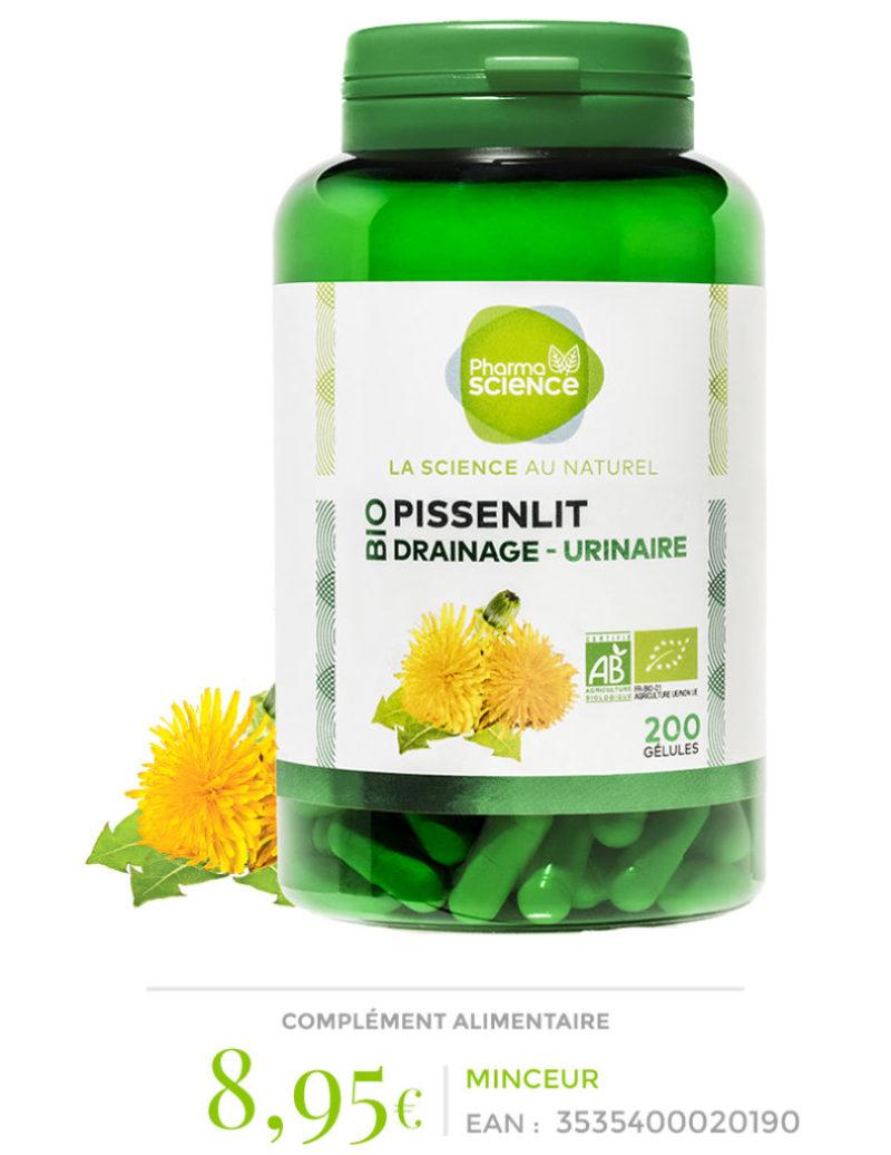 Pissenlit Pharmascience