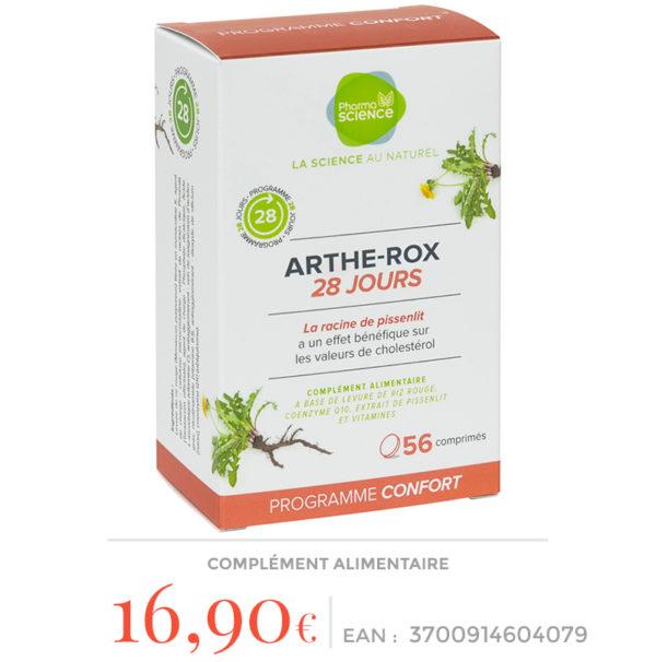 ARTHE-ROX-Fiche