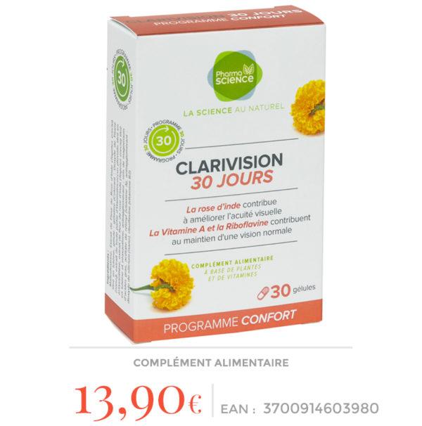 CLARIVISION-Fiche