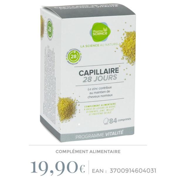Capilllaire-Fiche