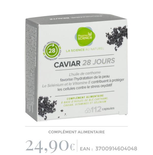 Caviar-Fiche